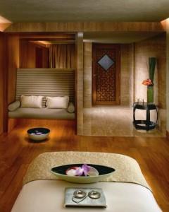 The Mandarin Spa Treatment Room