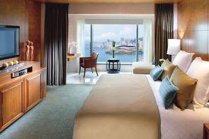 Harbour Room at Mandarin Oriental, Hong Kong