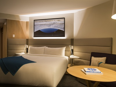 Crowne Plaza Resort padded